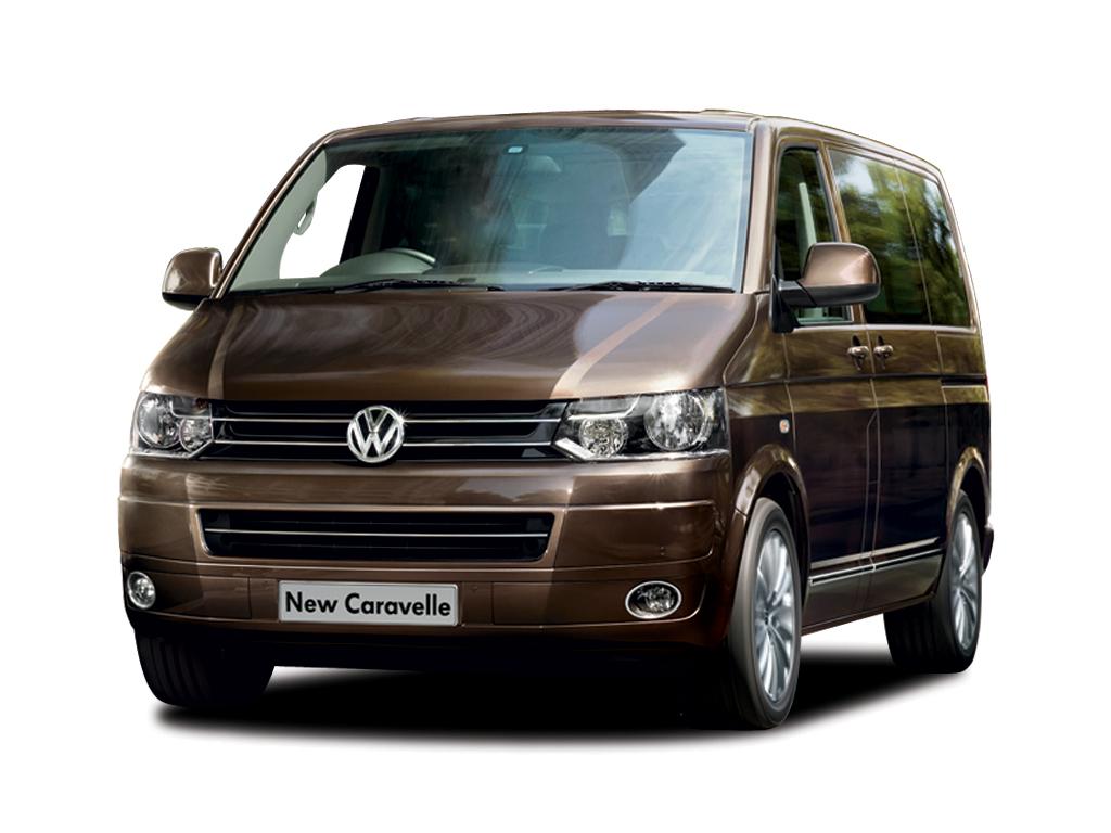 Volkswagen caravelle 8+1